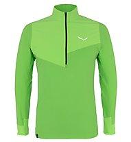 Salewa Alpine Hemp M - Pullover - Herren, Light Green