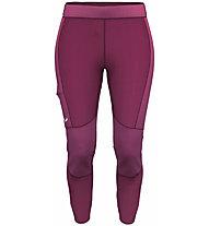 Salewa Alpine Hemp - pantaloni arrampicata - donna, Dark Pink