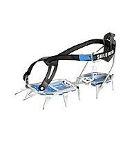 Salewa Alpinist Combi - Steigeisen, Steel/Blue