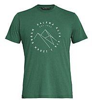 Salewa Alta Via Dri-Rel - T-Shirt Trekking - Herren, Dark Green