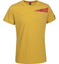 Salewa Ambiez Dry'ton T-Shirt trekking, Nugget Gold