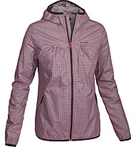 Salewa Ambiez Powertex Jacke Damen, Dark Red