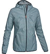 Salewa Ambiez Powertex Jacke Damen, Blue