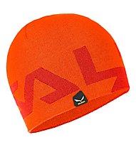 Salewa Antelao 2 Reversible WO - Mütze - Herren, Orange/Red