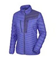 Salewa Antelao giacca piuma donna, Spectrum Blue