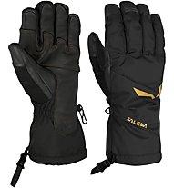 Salewa Antelao GTX PRL - guanti da sci - uomo, Black