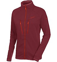 Salewa Antelao Fleecejacke Damen, Red