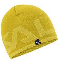 Salewa Antelao Reversible - Wollmütze Skitouren, Yellow