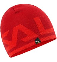 Salewa Antelao Reversible - Wollmütze Skitouren, Red