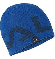 Salewa Antelao Reversible - Wollmütze Skitouren, Blue/Dark Blue