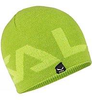 Salewa Antelao Reversible - Wollmütze Skitouren, Green