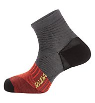 Salewa Approach Comfort SK - Sportsocken kurz, Dark Grey