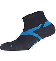Salewa Approach Lounge SK (2 pack) - Wandersocken kurz, Blue