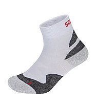 Salewa Approach Short Kid Socks - Calzini Corti, Silver