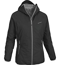 Salewa Aqua 3.0 Powertex Jacke Damen, Black/Grey