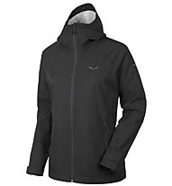 Salewa Aqua 3.0 Powertex Jacke Damen, Black