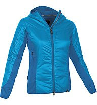 Salewa Area PrimaLoft-Jacke Damen, Light Blue