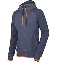 Salewa Armentarola CO Full-Zip Hoody Damen, Dark Blue