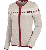 Salewa Aurine - Strickjacke - Damen, Beige