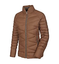 Salewa Auronzo 2 - giacca in piuma trekking - donna, Brown