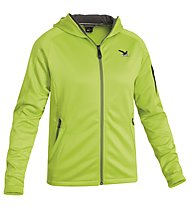 Salewa Bare Rock Fleecejacke, Green