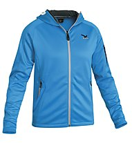 Salewa Bare Rock Fleecejacke, Light Blue