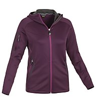 Salewa Bare Rock giacca pile donna, Margaux