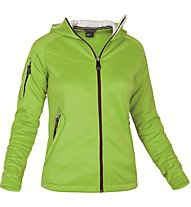 Salewa Bare Rock - giacca pile trekking - donna, Green