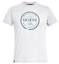 Salewa Base Camp Dri-Release - T-Shirt Bergsport - Herren, White