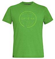 Salewa Base Camp Dri-Release - T-shirt trekking - uomo, Green