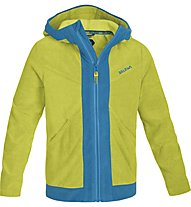 Salewa Puez PL Full-Zip Hoody Kinder, Mimosa