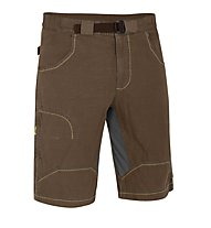Salewa Boulder pantaloni corti arrampicata, Turkish Coffee