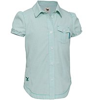 Salewa Britt DRY G S/S Shirt, Green