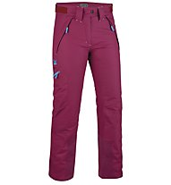 Salewa Cadine Powertex Powerfill pantaloni sci donna, Beet Red
