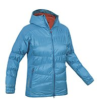 Salewa Caleo PTX/DWN - Giacca in piuma alpinismo - donna, Light Blue