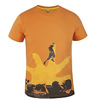 Salewa Callforhero - Klettershirt - Herren, Orange