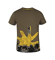 Salewa Callforhero - Klettershirt - Herren, Brown