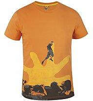 Salewa Callforhero - T-shirt arrampicata - uomo, Orange