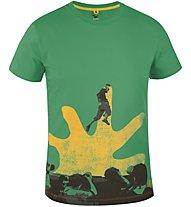 Salewa Callforhero - Klettershirt - Herren, Green