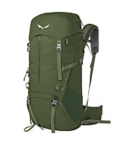Salewa Cammino 50+10 - zaino trekking, Dark Green