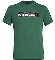 Salewa Camou Band Dri-Rel M S/S - T-shirt - uomo, Green