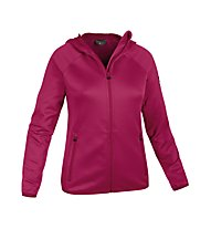 Salewa Castor - Kapuzenjacke Fleece - Damen, Pink
