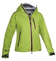 Salewa Chakra GTX W Jacket Giacca Antipioggia in GORE-TEX Donna, Cactus
