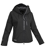 Salewa Chakra GTX W Jacket Giacca Antipioggia in GORE-TEX Donna, Black