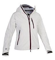 Salewa Chakra GTX W Jacket Giacca Antipioggia in GORE-TEX Donna, White
