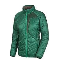 Salewa Chivasso 2 giacca PrimaLoft donna, Alpine Green