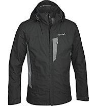 Salewa Clastic 2.0 - giacca hardshell trekking - uomo, Black Out