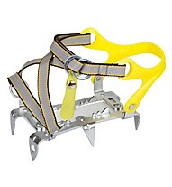 Salewa Comfort 2.0 Instep Crampon, Steel Yellow