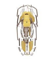 Salewa Compact Crampon 12 Combi, Aluminium/Yellow