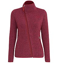 Salewa Corda 2L - Strickjacke - Damen, Red